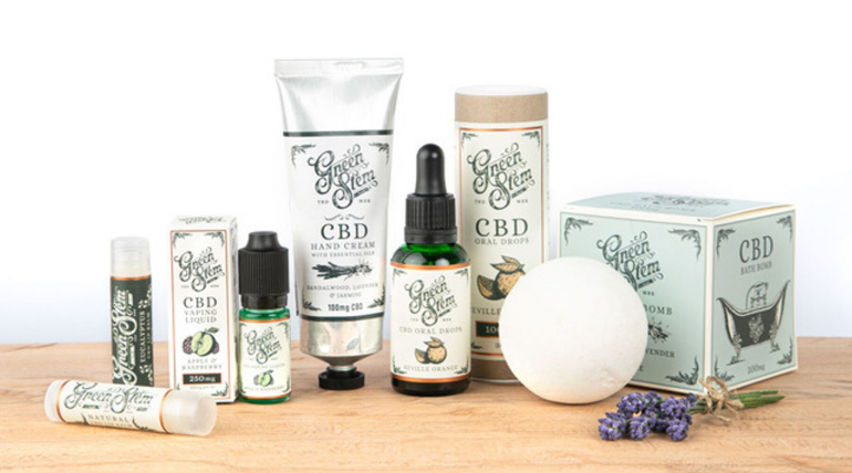 Green Stem CBD Brand